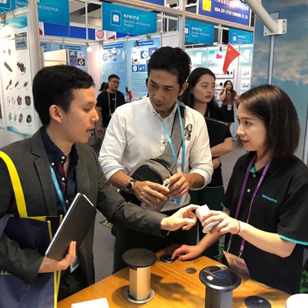 Visit us at Booth #11.3 F24 at 126th Canton Fair. Our team of experts are waiting to meet you. We're eager to chat with you, learn your needs and issues, and to share everything that's new with us since last year's show.