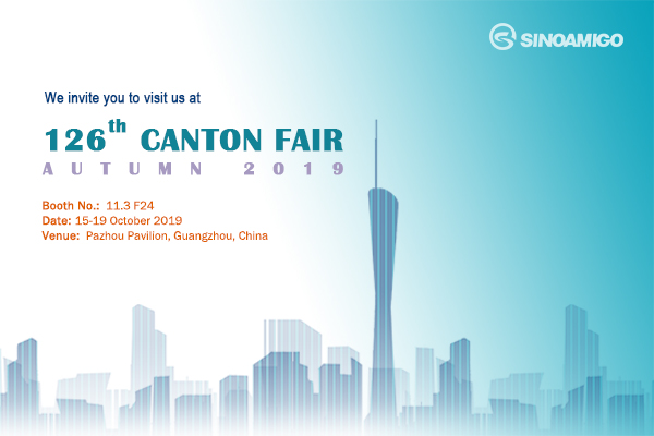 SINOAMIGO-126th Canton Fair