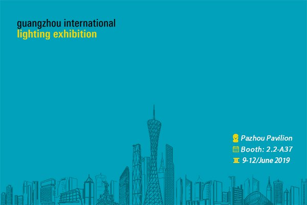 The 24th Guangzhou International Lighting Exhibition 2019