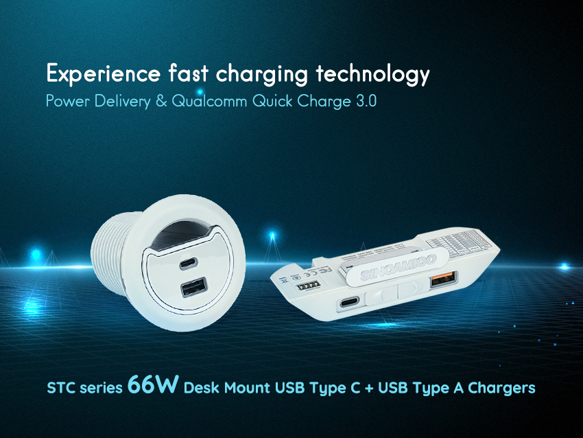 Experience fast charging technology
