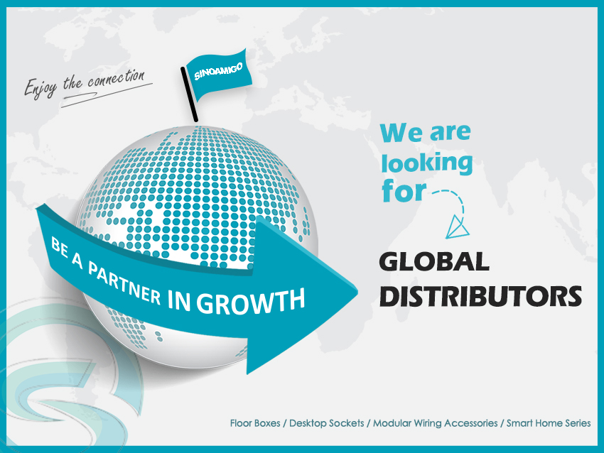 We are looking for Global Distributors!